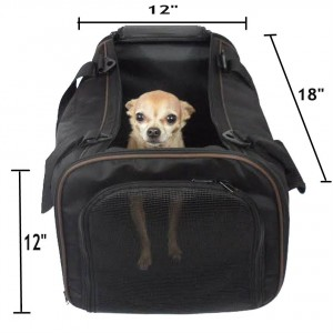Pawfect carrier 2